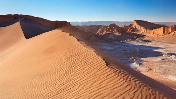 Desierto de Atacama, Chile (Getty Images).