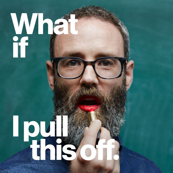 Just when you thought your beard was your greatest feature