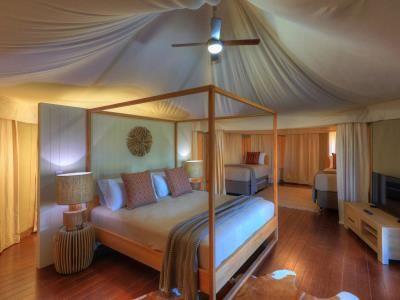 Safari Tent, Sunshine Coast