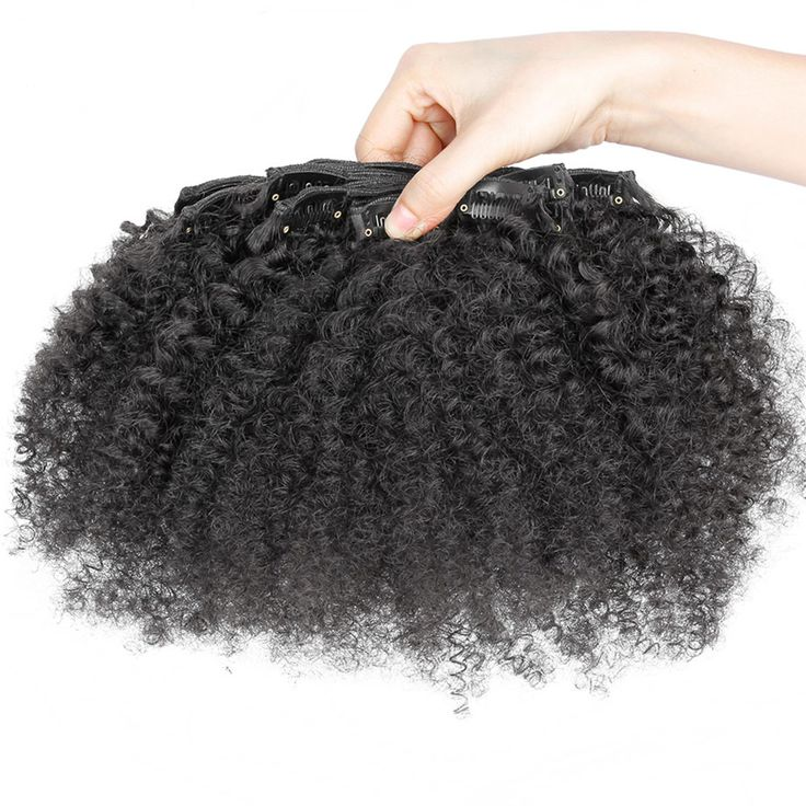 9 besten clip in human hair extensions afro kinky curly hair