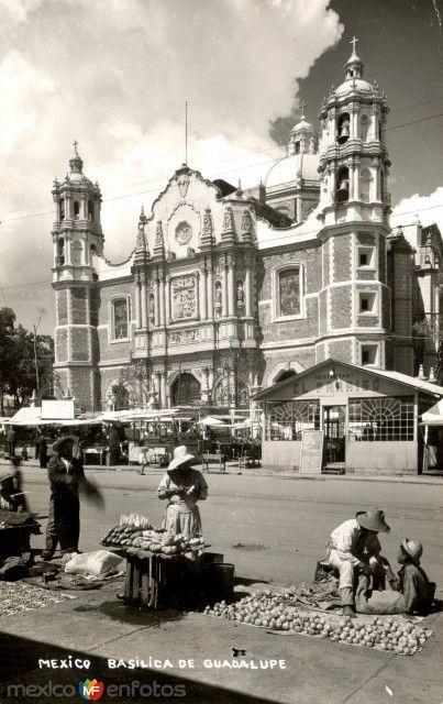Fotos de Ciudad de México, Distrito Federal, México: Basílica de Guadalupe