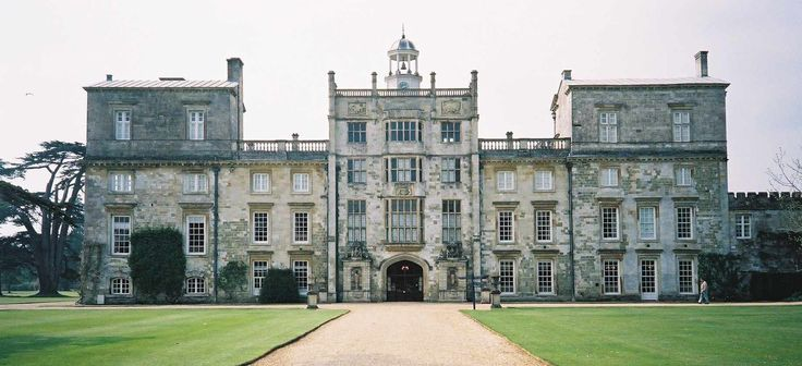 Wilton House  On the N bank of the River Nadder,  at the village of Wilton, just W of Salisbury, Wiltshire