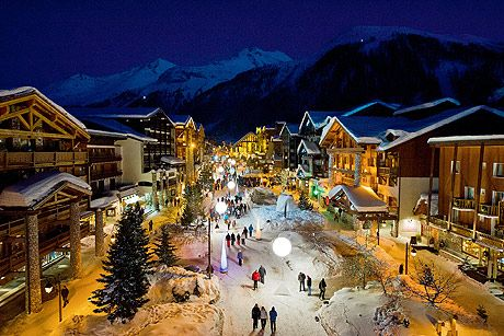 Val D'Isere - French Alps