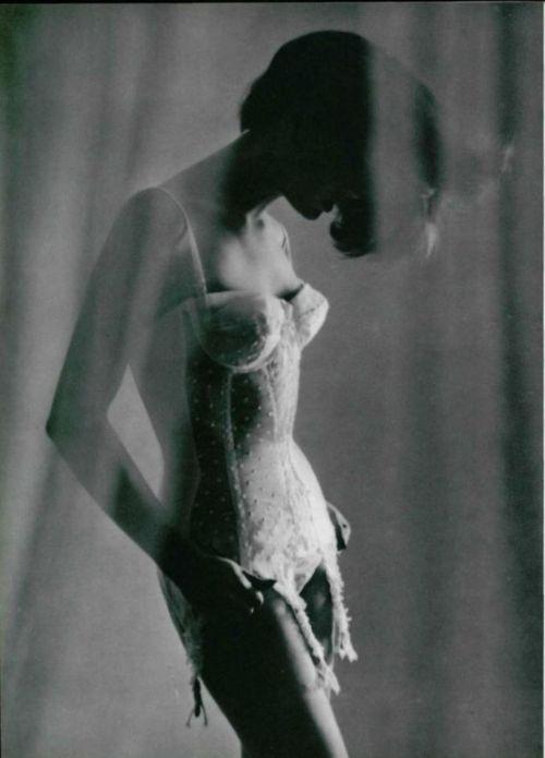 #vintage #fashion #lingerie