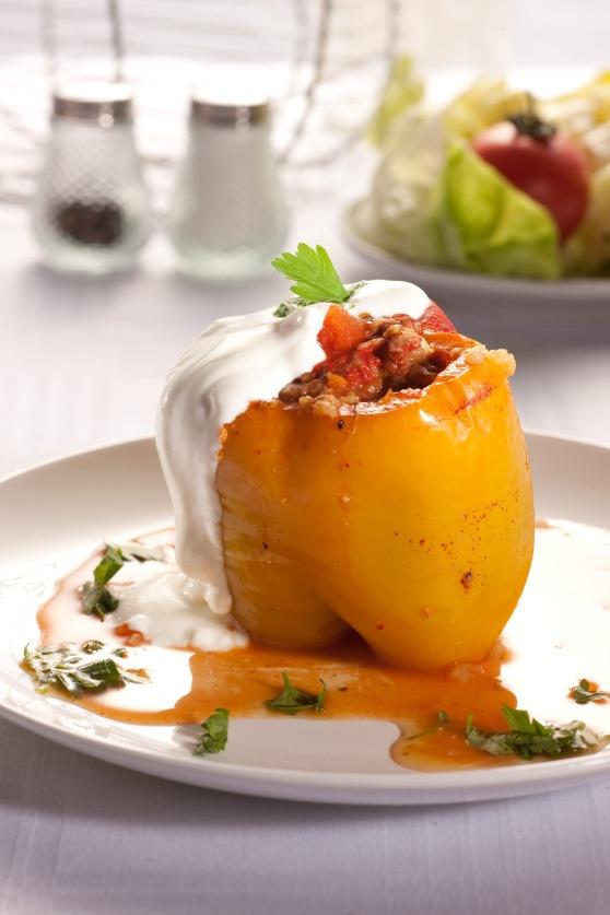 Ardei umpluți – Filled paprika | Traditional Romanian Food