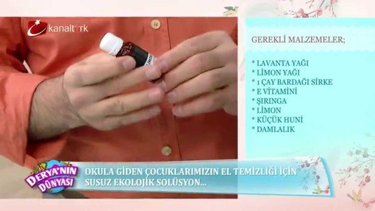 Ekolojik Yaşam Uzmanı Erkan Şamcı'dan çok önemli bilgiler!