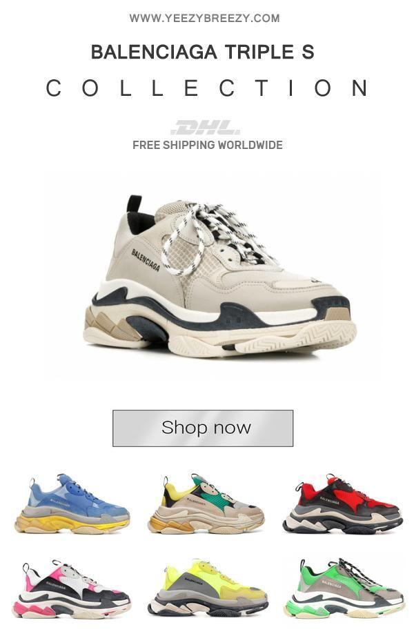 Buy mens size Balenciaga Triple S