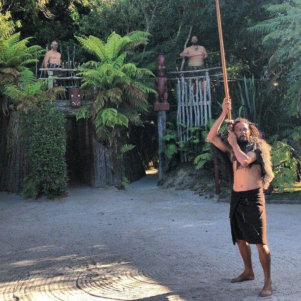 Tamaki Maori Village in Rotorua, Bay of Plenty