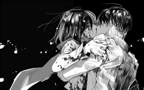 Levi x Mikasa LivaMika Rivamika