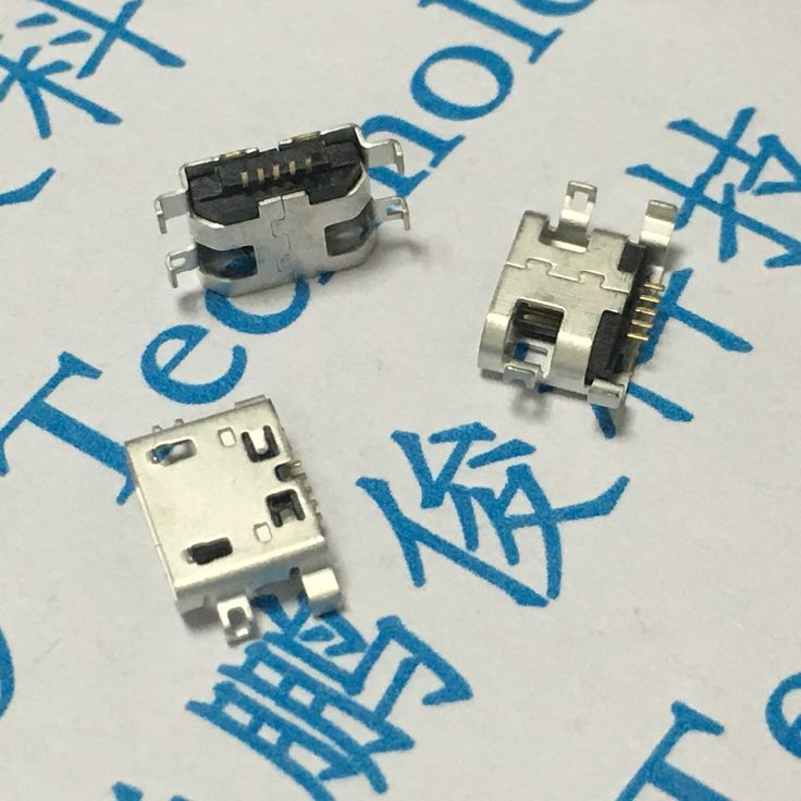 0.92$  Watch more here - 10PCS Micro USB Data Type B Female 5Pin SMT SMD Socket 4Legs DIP Soldering Connector Jack Plug Flat mouth   #shopstyle