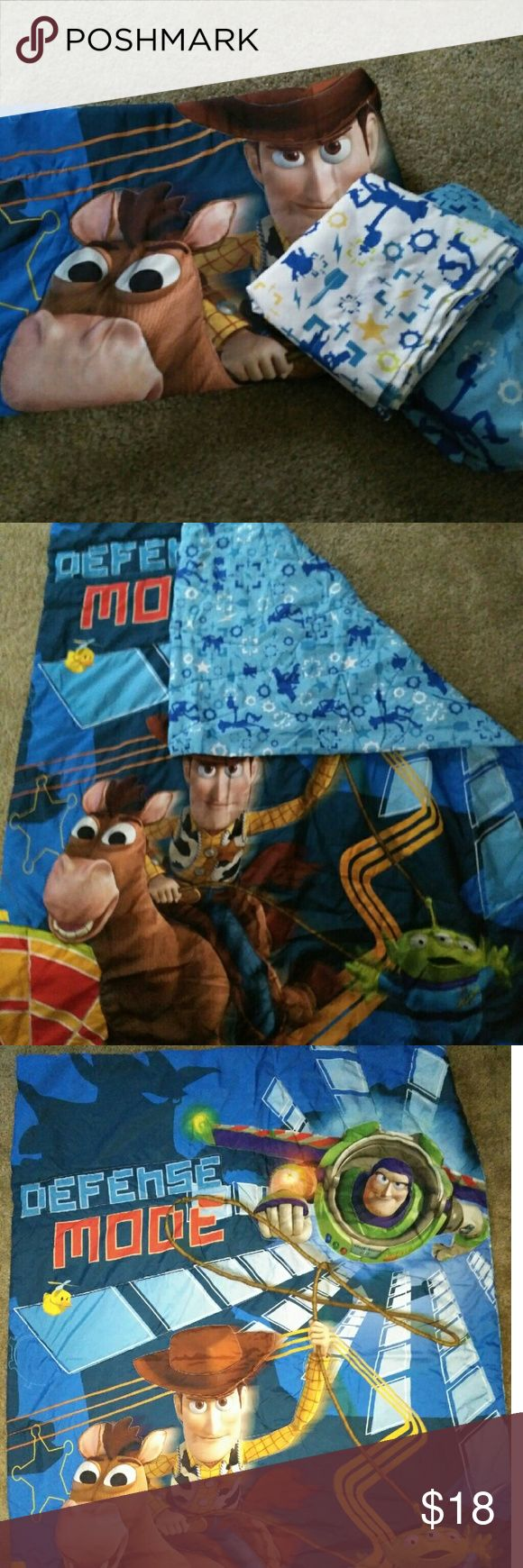 Jessie from toy story bedding - Toy Story Toddler Bedding Set Euc Toy Story Toddler Bedding Set Includes Fitted Sheet