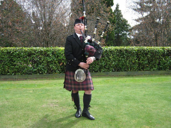 How about a Piper to greet you on your special day - full day package, Ceremony only or reception only.....  Contact for availability and prices  https://www.facebook.com/CelebrationsMarketing