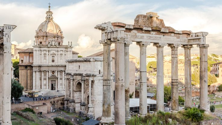 Itinerary (4-days): Rome, Italy .. Want to remember a page in History? All roads lead to Rome. Visit one of the largest structures in the ancient world here. Battle the crowds (or skip the lines!) to enter this massive place.