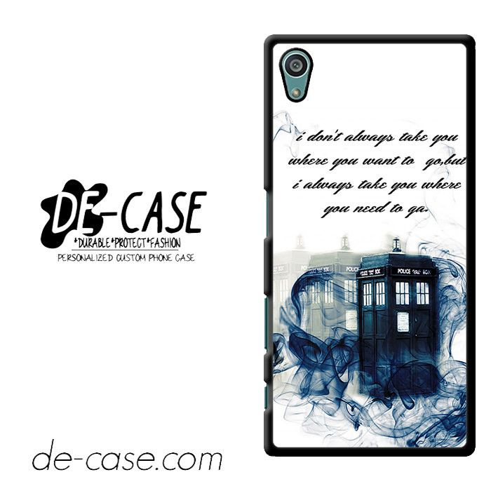 Doctor Who Tardis Wallpapers DEAL-3535 Sony Phonecase Cover For Xperia Z5