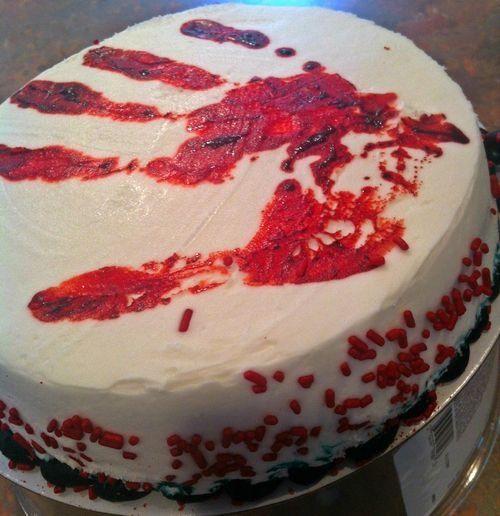 The 25 best Zombie cakes ideas on Pinterest Walking dead