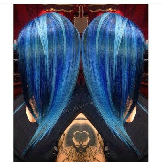 http://www.haircutweb.com/2016/02/bright-hair-colors.html                                                                                                                                                                                 More
