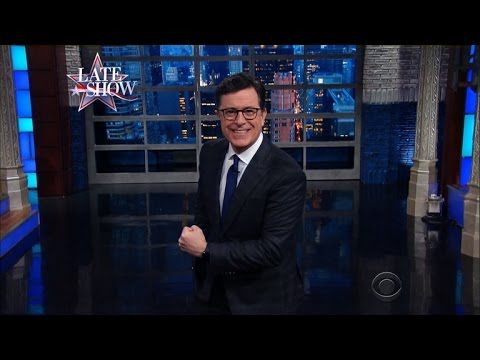Russia's Latest Hacking Victim: The Late Show | This week, C-Span was interrupted by a feed from Russia's English-language television channel. And if it can happen to C-Span, it can happen to Stephen Colbert.