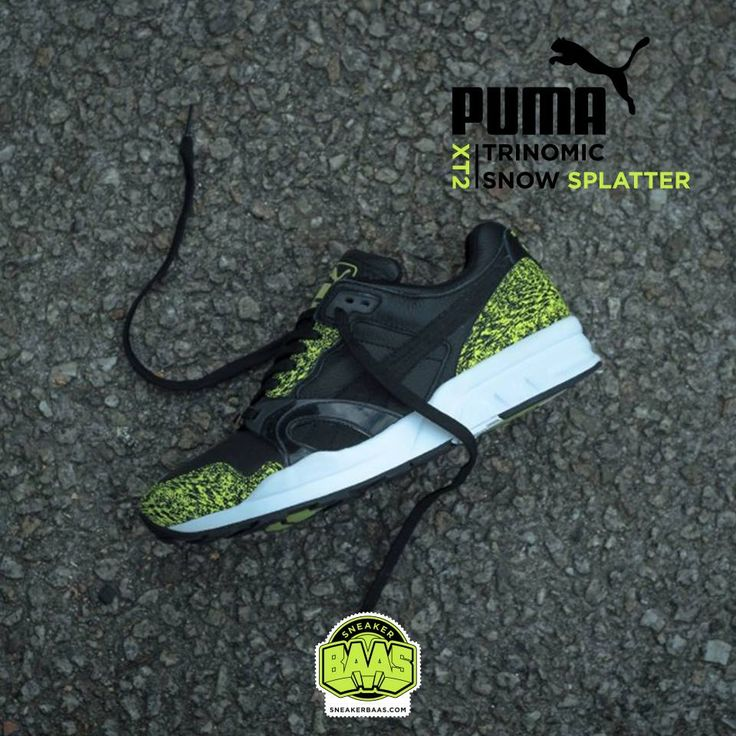#puma #xt2 #splatterpuma #pumaxt #sneakerbaas #baasbovenbaas  Puma XT2 + Splatter - Still available online - priced at € 119.95!  For more info about your order please send an e-mail to webshop #sneakerbaas.com!