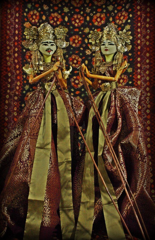 The Sriwijaya..... South Sumatra