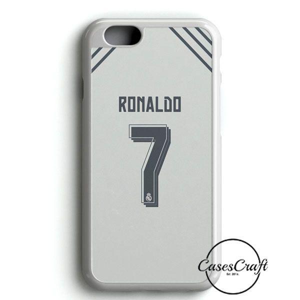 Cristian Ronaldo Real Madrid Jersey New Kit iPhone 6 Plus/6S PlusCase | casescraft