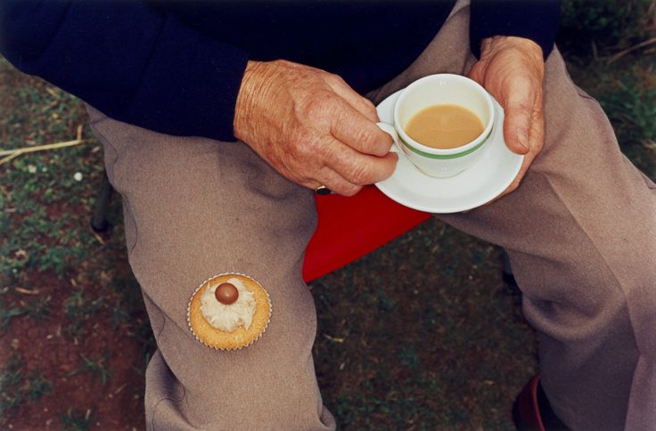 Martin Parr's Food Photography: Real Food