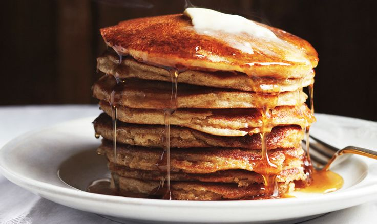 Ten mistakes people make when cooking pancakes, from flipping too aggressively to over-mixing the batter.