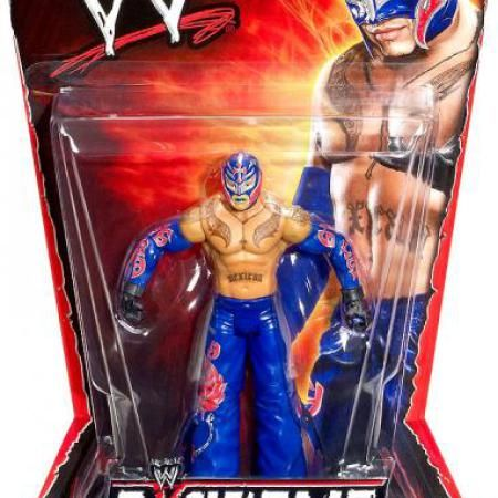 Wal-Mart.com USA LLC  WWE Wrestling Extreme Rules Rey Mysterio Action Figure