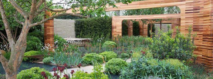 Homebase Teenage Cancer Trust Garden  designed by Joe Swift