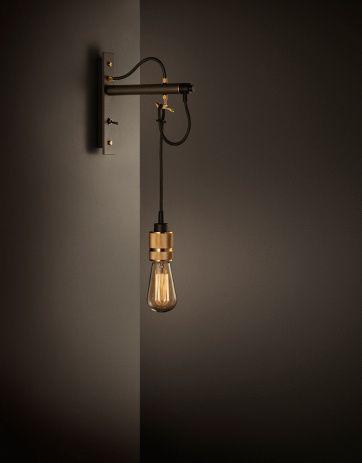 Vägglampa Sovrum Buster+Punch Hooked Wall | Artilleriet | Inredning Göteborg