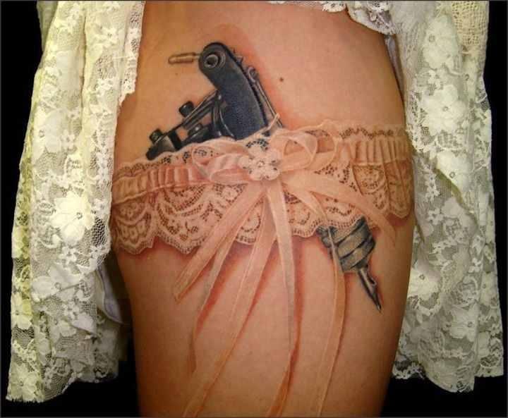 Bonnie And Clyde Tattoo: Tattoo And Graffiti Appreciation