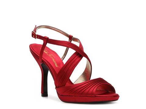 Lulu Townsend Bridal Romeo Sandal Evening & Wedding Wedding Shop Women's Shoes - DSW ($39.95)