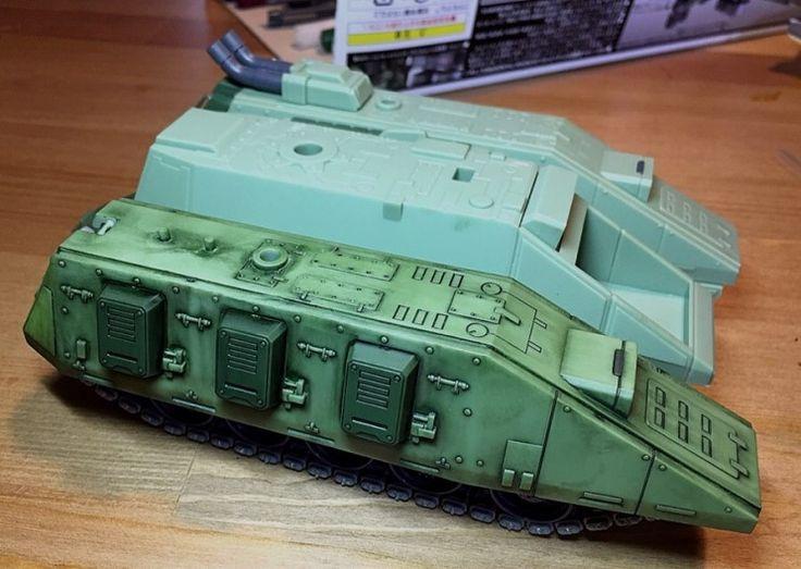 MG MS-06V ZakuTank Weathering Start!!! 그냥...다른거 할까 했다가....정확히는 빅건세트지만... 이거 후딱 해버리자라는 무모한 생각에 손댔습니...