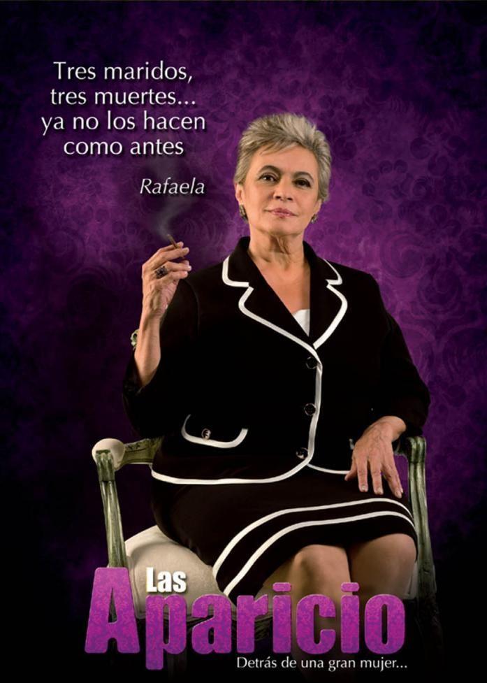 Rafaela Aparicio...