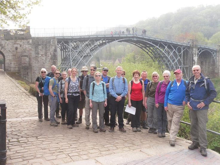 Upcoming Events | Ironbridge Gorge Walking Festival 2017 | Shropshire's Great Outdoors