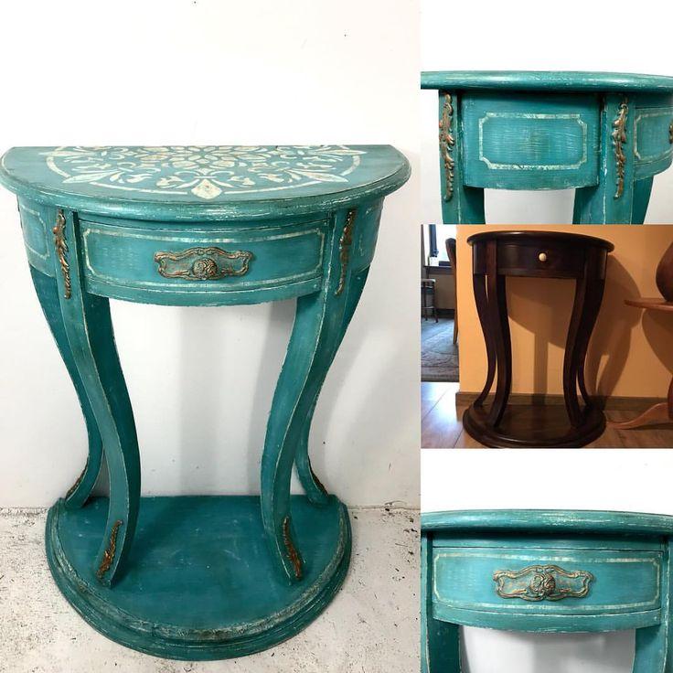 Best 25+ Turquoise Painted Furniture Ideas On Pinterest