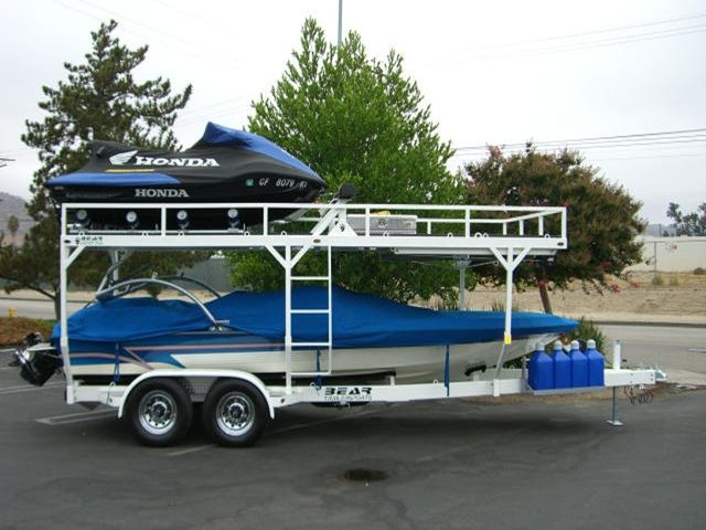 CA Custom Specialty Boat Trailers & Restoration Services | Bear Trailers