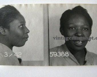 Best Vintage Mug Shots Images On Pinterest Shots Hard Times - 15 vintage bad girl mugshots from between the 1940s and 1960s