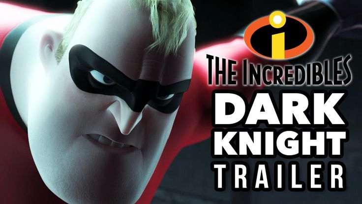 If THE INCREDIBLES Was A CHRISTOPHER NOLAN Film