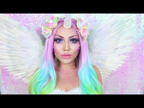 24 best Unicorn Makeup for Crawl images on Pinterest | Unicorn ...