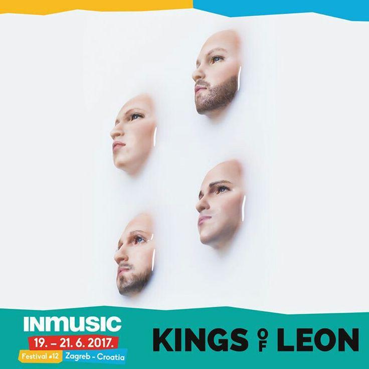 Kings of Leon to headline INmusic festival 2017