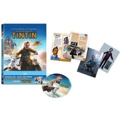 Tintin: El Secreto Del Unicornio (Blu Ray Digibook)  #Tintin #BluRay #Digibook