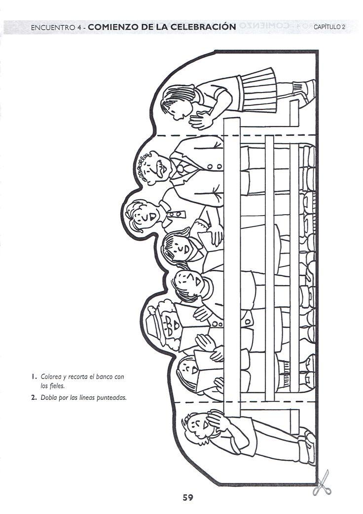 Descubrir la misa. Fieles 2