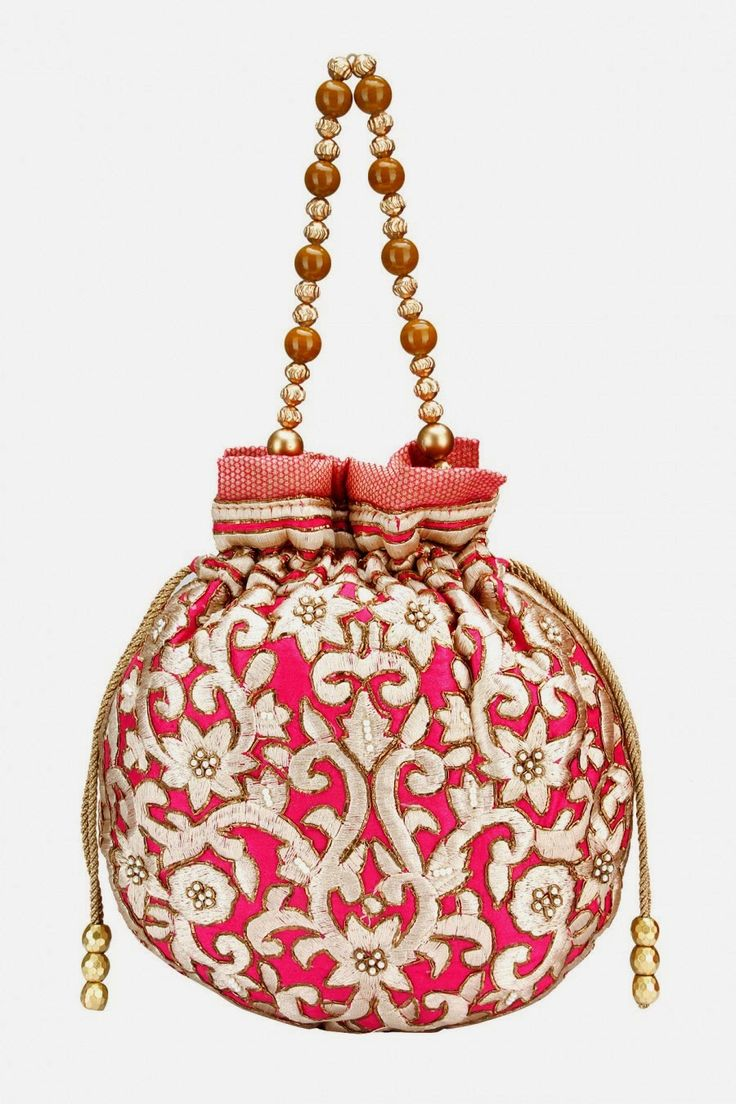 Fashion: Shop Indian Potli Bags Online 2014