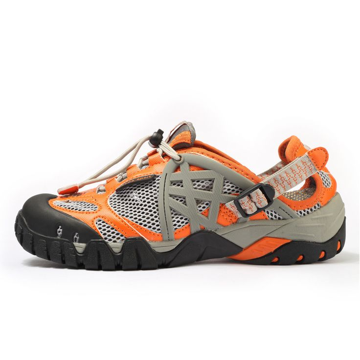 Department Name: Adult Athletic Shoe Type: Hiking Shoes Closure Type: Lace-Up Lining Material: Synthetic Upper Material: Mesh (Air mesh) Brand Name: ifrich Release Date: Fall2016 Gender: Men Outsole M