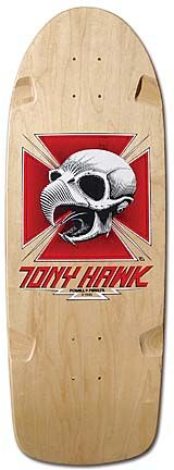 1983 Tony Hawk Powell   #skateboard #skatertrainer #oldschool #learntoskate #ollie www.skatertrainer.com