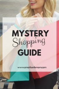 Guide to Mystery Shopping with Bestmark - Mystery shopping is a great way to earn extra income and get free products or services. Click to read or pin to save for later.