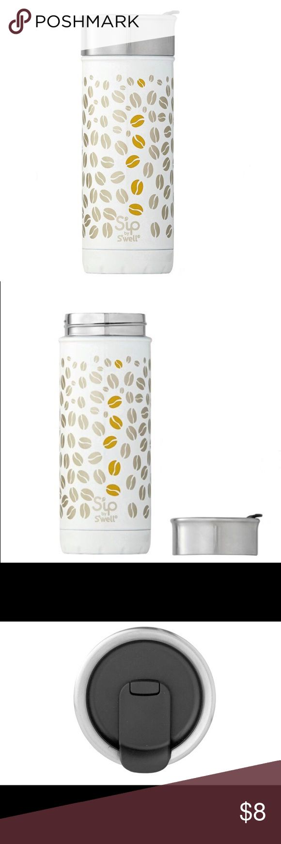 ☕️ Sip by S'Well Heated Insulated Travel Mug NEW Brand new! Sip by S'Well travel mug - keeps drinks insulated for hours! s'well Other