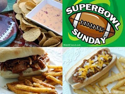 Super Bowl Food and Snack Round Up