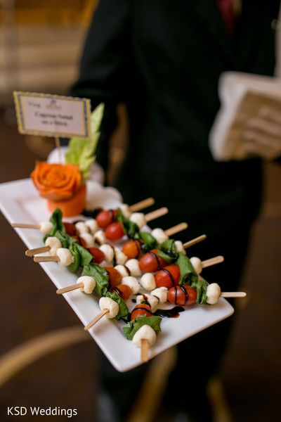 1000 ideas about indian wedding food on pinterest for Cold canape ideas