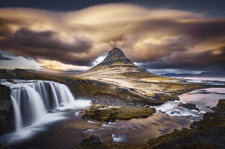 Kirkjufell by Etienne Ruff on 500px